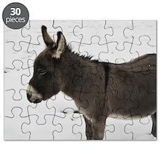 Miniature Donkey III Puzzle