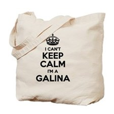 I can't Tote Bag