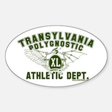 TPU Athletic Dept Decal