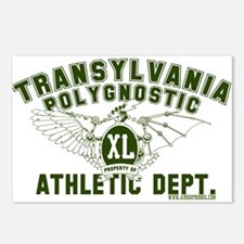 TPU Athletic Dept Postcards (Package of 8)