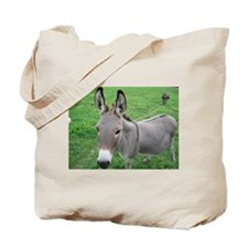 Miniature Donkey Tote Bag