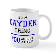 Cute Cayden Mug