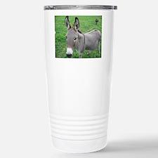 Miniature Donkey Travel Mug
