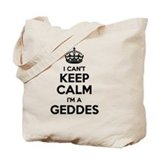 Geddes Tote Bag