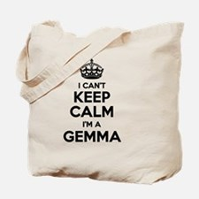 Funny Keep calm and Tote Bag