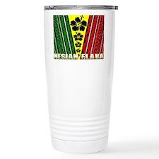 Cute Nesian flava Travel Mug