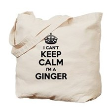 Unique Keep calm and ginger on Tote Bag