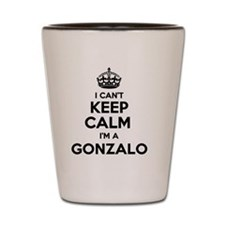Gonzalo Shot Glass
