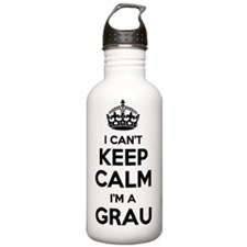 Unique Grau Water Bottle