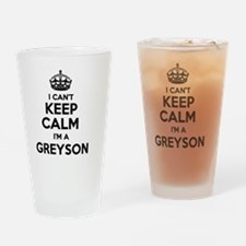 Unique Greyson Drinking Glass