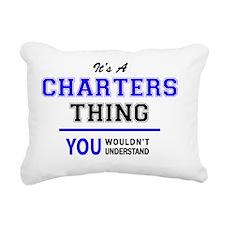 Unique Charter Rectangular Canvas Pillow