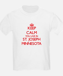 Keep calm you live in S T-Shirt