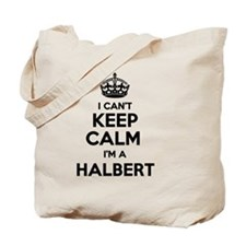 Cute Halbert Tote Bag