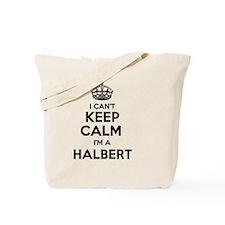 Funny Halbert Tote Bag