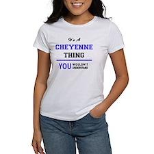 Cute Cheyenne Tee