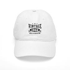 Vintage 1962 Baseball Cap