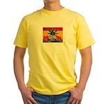 Bong TV Yellow T-Shirt