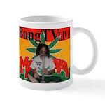Bong TV Mug