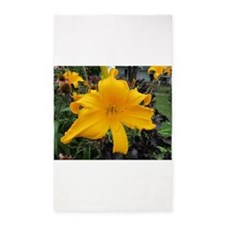 Jersey Spider Daylily Area Rug