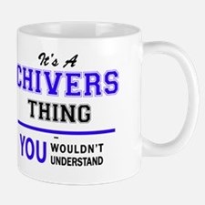 Unique Chivers Mug