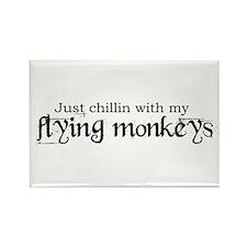 flyinmonkeys2 Magnets