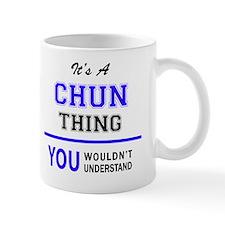 Funny Chun Mug