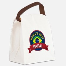 World's Best Canvas Lunch Bag