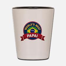 World's Best Shot Glass