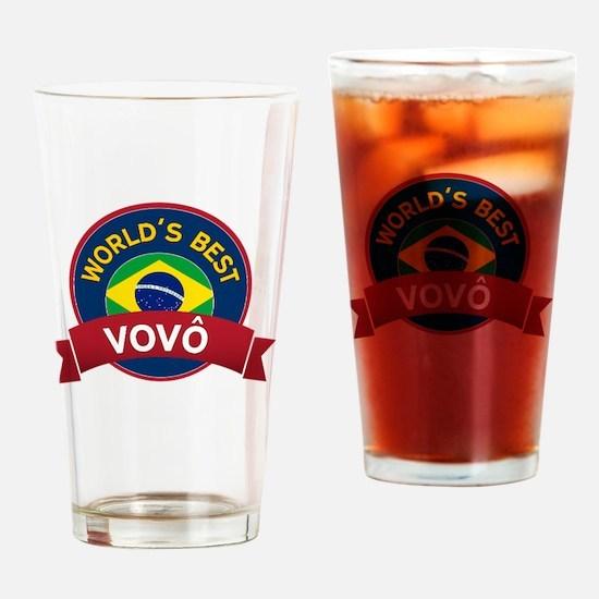 World's Best Drinking Glass
