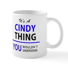 Cute Cindy Mug