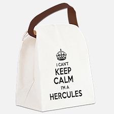 Unique Hercules Canvas Lunch Bag