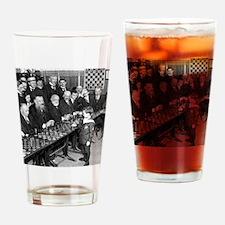 samuel Reshevsky VS The World Drinking Glass
