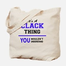 Cute Clack Tote Bag