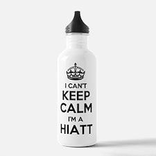 Cute Hiatt Water Bottle