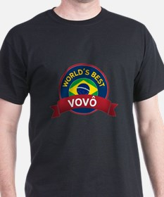 World's Best Vovo T-Shirt