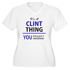 Funny Clint T-Shirt
