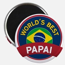 World's Best Papai Magnets