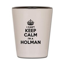 Funny Holman Shot Glass