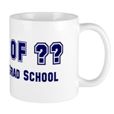 """Class of ?? Welcome..."" Mug"