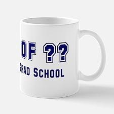 """Class of ?? Welcome..."" Mug"