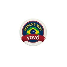 World's Best Vovo Mini Button
