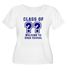 """Class of ?? Welcome..."" T-Shirt"