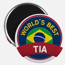 World's Best Tia Magnets