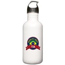 World's Best Tia Sports Water Bottle