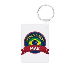 World's Best Mae Keychains
