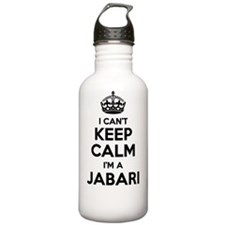 Funny Jabari Water Bottle
