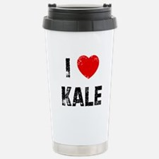 Cute Kale Travel Mug