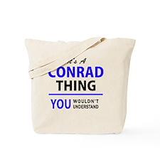 Cute Conrad Tote Bag