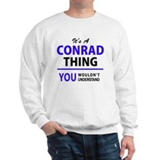 Cool Conrad Sweatshirt