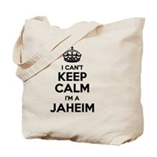 Unique Jaheim Tote Bag